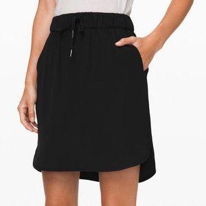 LULULEMON On the Fly Skirt  NWT